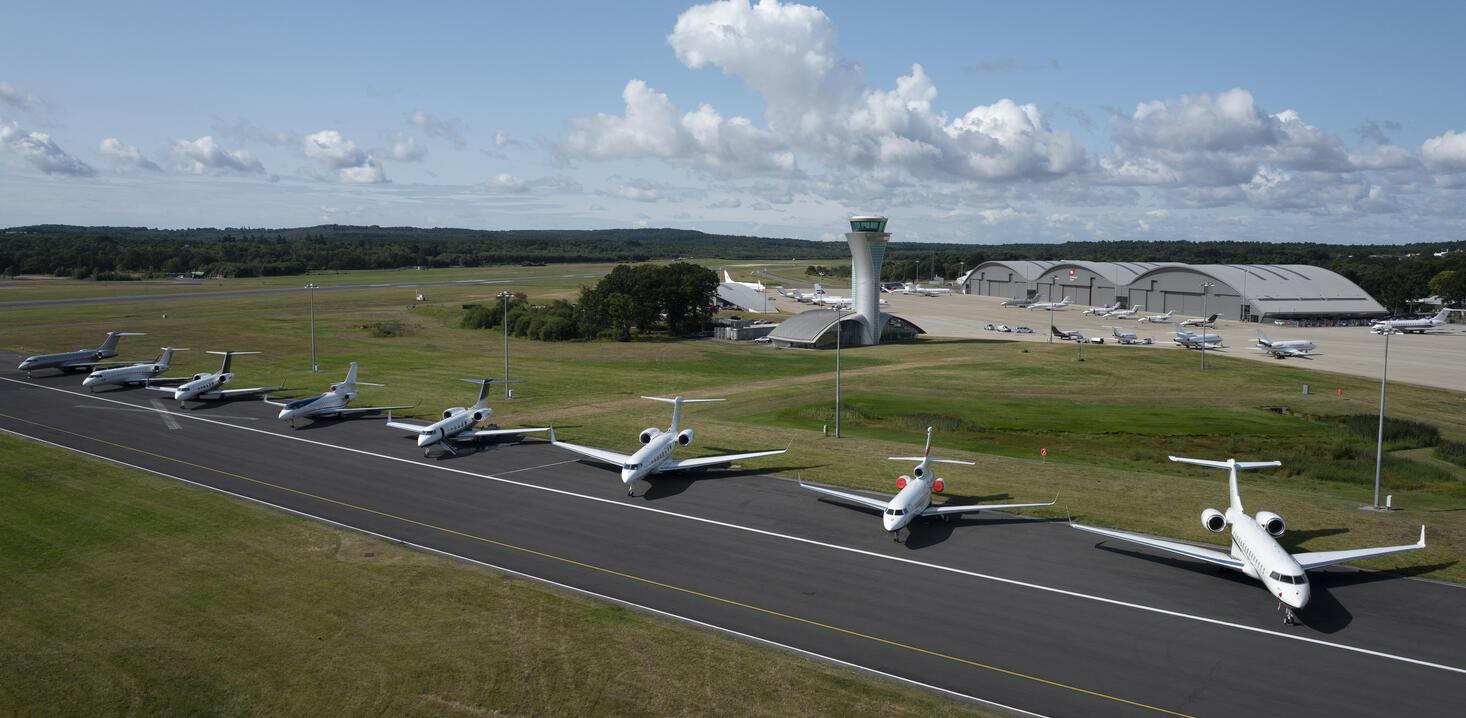 Farnborough Airport