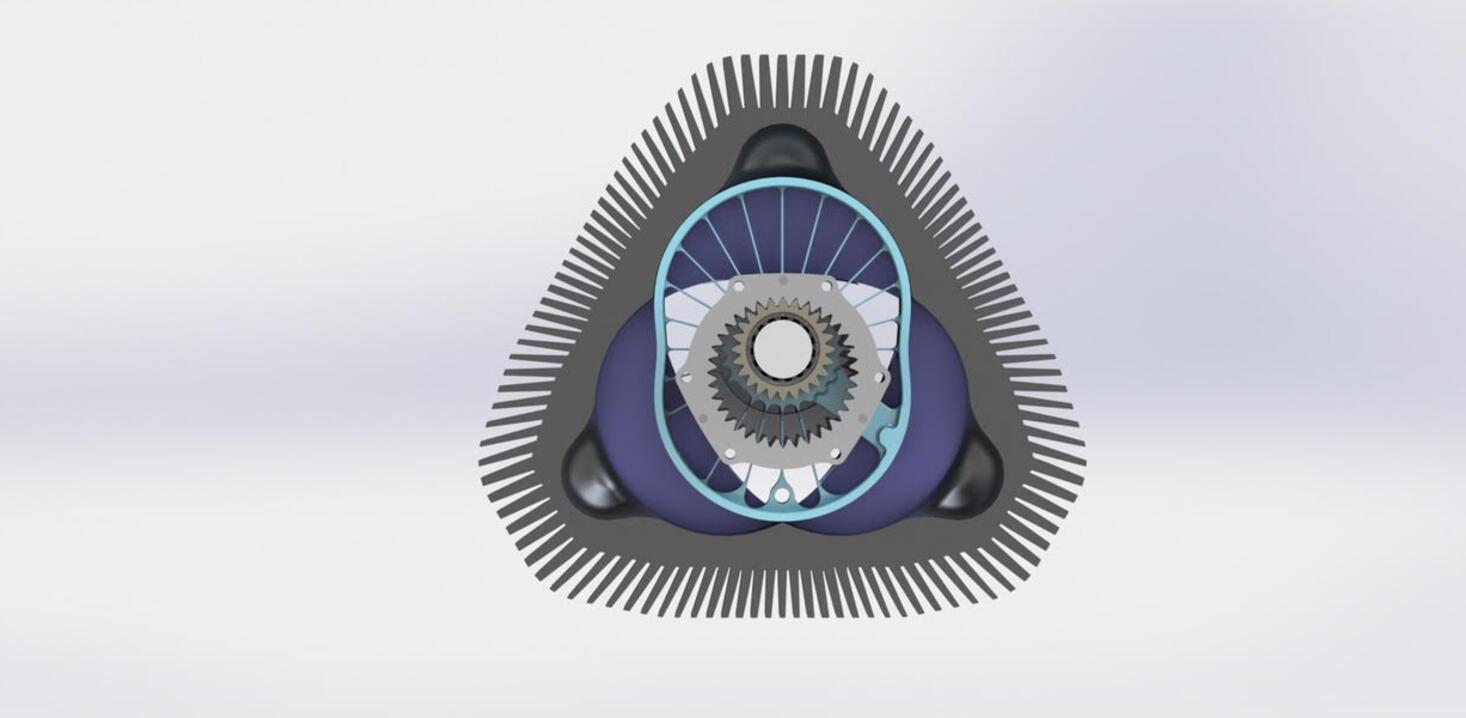 LiquidPiston engine