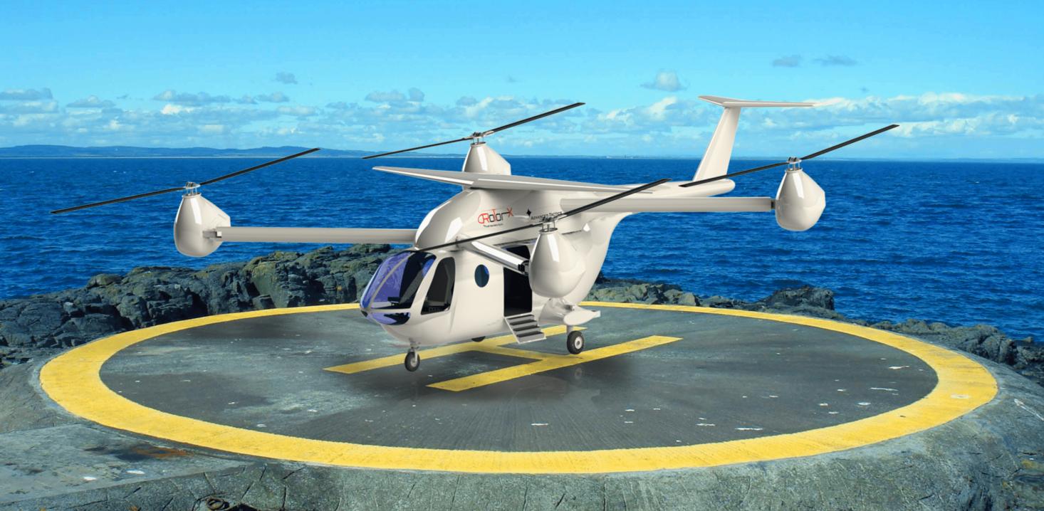 RotorX eTransporter