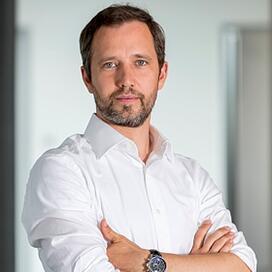 Volocopter CEO Florian Reuter