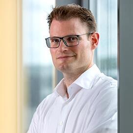 Jan-Hendrik Boelens is chief technology officer for Volocopter.