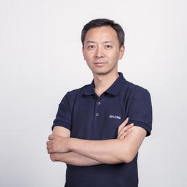Edward Xu is chief marketing officer of EHang.