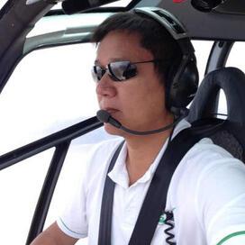 Tian Yu, CEO of AutoFlightX