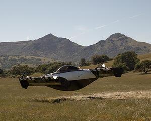 Opener's BlackFly eVTOL aircraft.