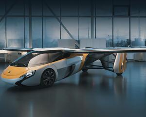 The Aeromobil 4.0