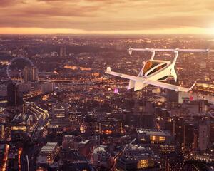 Neoptera Aero eOpter eVTOL aircraft