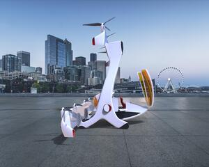 Neoptera Aero's eOpter E2
