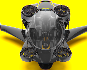 Paragon VTOL Aerospace's T21 Raptor eVTOL aircraft
