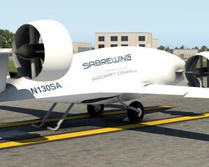 Sabrewing Rhaegal cargo aircraft