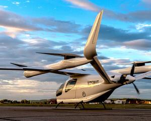 Beta Technologies Alia aircraft