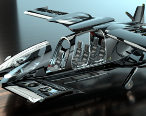 Cavorite X5 Interior