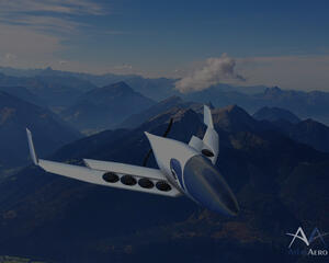 Atlas Aero Origin personal air vehicle