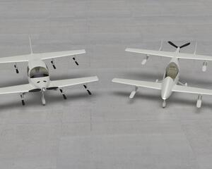 Flyter's PAC VTOLs
