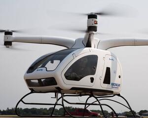 Two-seat Surefly eVTOL