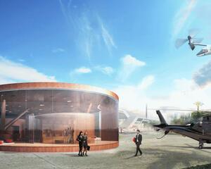 Falcon Leonardo Terminal