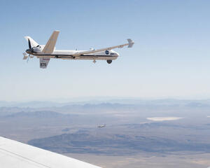NASA's Ikhana Aircraft
