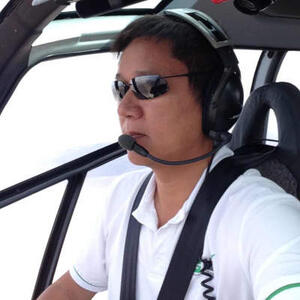 Tian Yu, CEO of AutoFlightX