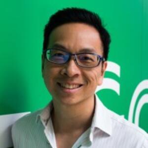 Chris Yeo, head of Grab Ventures