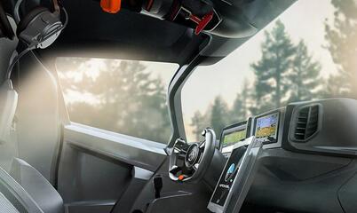 AeroMobil 4.0 Interior 3
