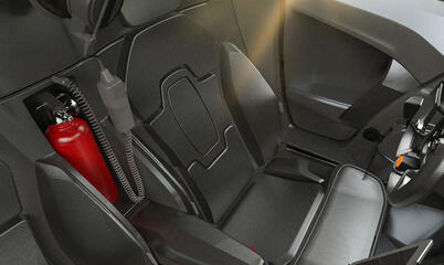 AeroMobil 4.0 Interior 4