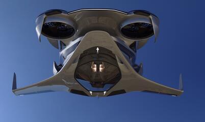 Paragon VTOL Aerospace's T21 Raptor eVTOL aircraft