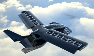 Horizon Aircraft Cavorite A5
