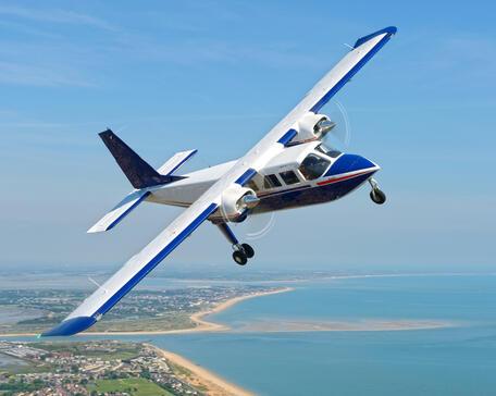 The Britten-Norman Islander