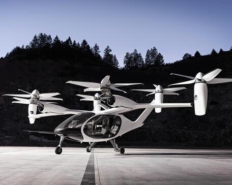 Joby Aviation S4
