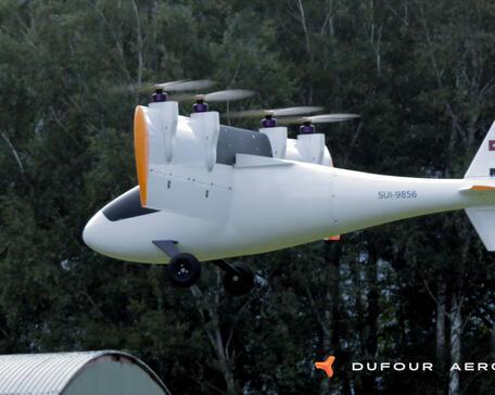 Dufour Aero 1