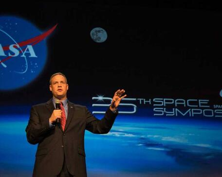 NASA Administrator Jim Brindenstine