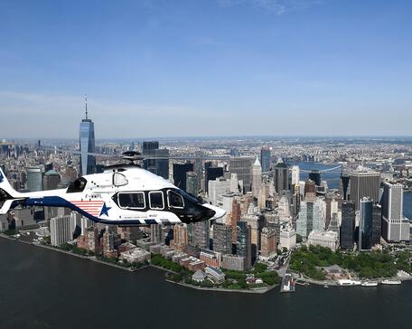 Airbus H160 NYC