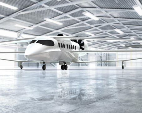 Faradair Bio Electric Hybrid Aircraft