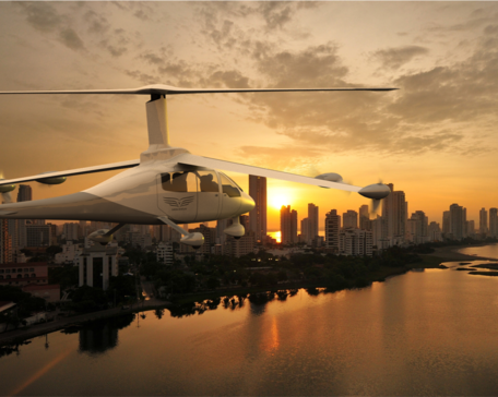 Jaunt Journey eVTOL