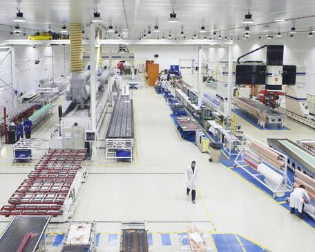 Aciturri factory