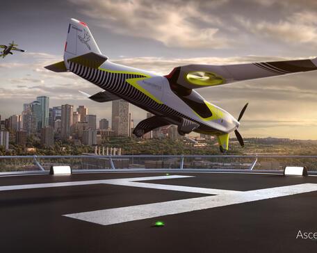 Ascendance Flight Technologies Atea