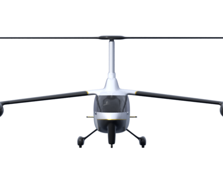 Jaunt Air Mobility's Journey aircraft.