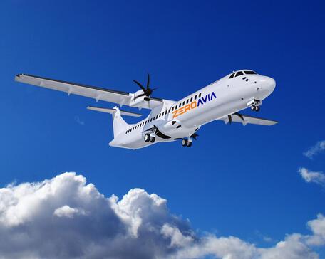 ZeroAvia 50-seater