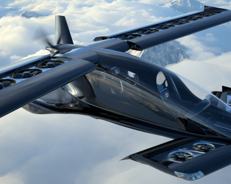 Horizon Aircraft Cavorite X5