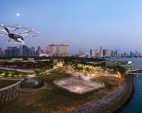 Skyports Singapore