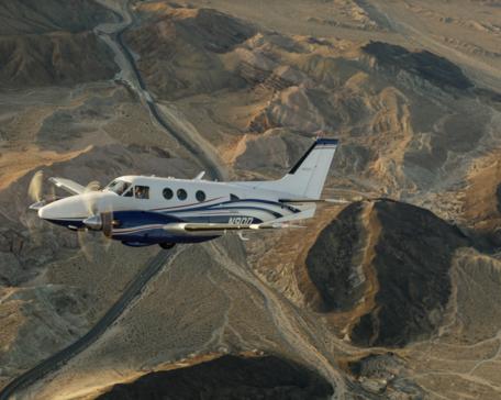 Merlin Labs Dynamic Aviation King AIr