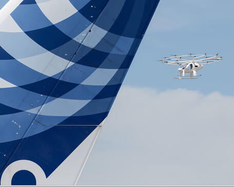 2X Volocopter