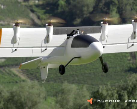 Dufour Aerospace Aero