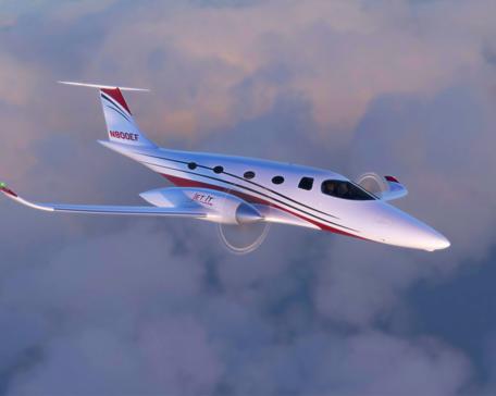 eFlyer 800 (Photo: Bye Aerospace)