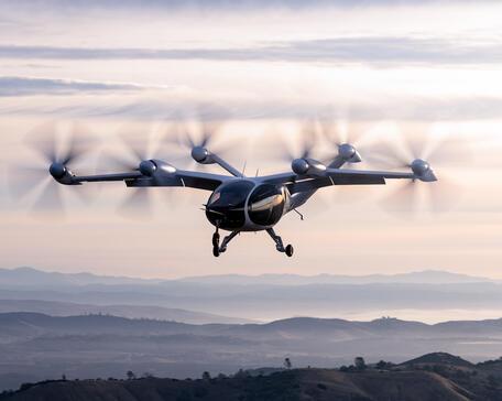 Joby Aviation S4 prototype