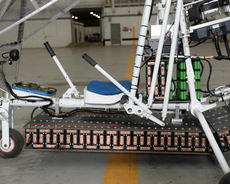Luminati Aerospace electric helicopter