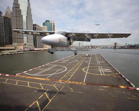 Electra eSTOL aircraft