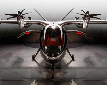 Archer eVTOL aircraft
