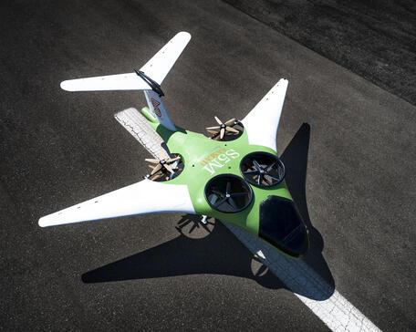 Samad Aerospace eStarling