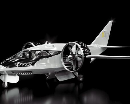 XTI Aircraft TriFan 600