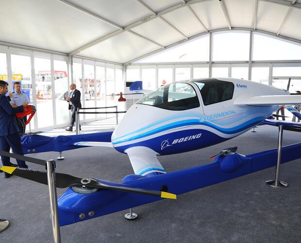 Aurora Passenger Air Vehicle